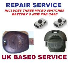 Nissan Micra X Trial two button Remote Key Fob Repair Service