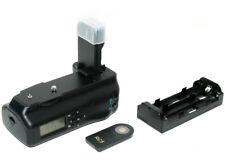 Impugnatura + display x Canon EOS 30D 40D 50D + telecom