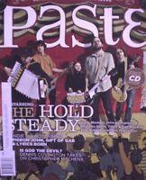THE HOLD STEADY 5/07 Paste Magazine BRIGHT EYES +++