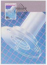 (H2-115) 1987 AU 68c Postcard TECHNOLOGY (C)