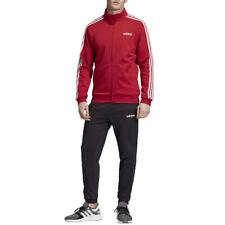 Adidas Tuta Uomo Rossa Taglia S Cod FH6632  - 9M