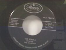 "DIAMONDS ""THE STROLL / LAND OF BEAUTY"" 45"