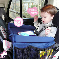 Baby Child Rainproof Stroller Desk Holder Kids Snack Play Car Seat Travel Tray