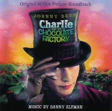 Danny Elfman – Charlie And The Chocolate Factory  mint coloured 2 x vinyl lp
