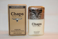 NIB Ralph Lauren Chaps Skin Soother After Shave Alc0hol-Free 1.8 oz