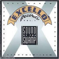 The Sound of the Swamp: The Best of Excello, Vol. 1 (CD 1991) RHINO RARE OOP EX
