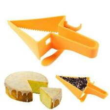 Plastic Triangle Cake Bread Slicer Cut Adjustable Cutter Tool Kitchen Gadget