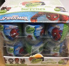 18X  New Marvel spider-Man  Surprise Eggs Full Box latest stock 2017 Mega Deal