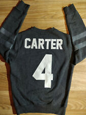 Rocawear Carter #4 Mens Sweatshirt Jacket Hip Hop Hype Jay-Z Jumper Crewneck