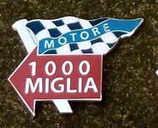 Mille miglia voiture badge-motore 1000 Miglia