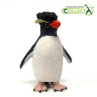 ROCKHOPPER PENGUIN Sealife Model by CollectA 88588 *New with tag - Free UK post*