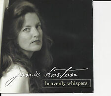 "CD Janie Horton ""Heavenly Whispers"" - FREE SHIPPING!"
