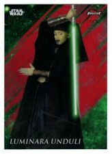 Topps Star Wars Finest Star Wars Collectable Trading Cards