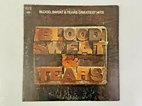 Blood Sweat & Tears Greatest Hits Vinyl LP Record Album Columbia 1972