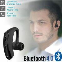 Bluetooth 4.0 V9 sans fil mains libres Stéréo Écouteur oreillette pour iPhone FR