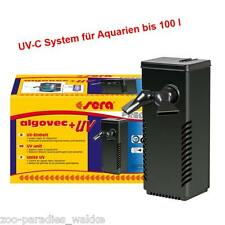 sera Algovec UV Innenfilter für Aquarien bis 100 L