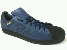 ADIDAS Shoes UCLA Bruins Gameday Superstar Sneakers Blue Shell Toe Men's US 15