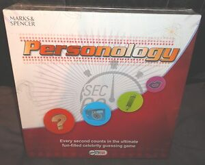 Personology DVD Board Game SEALED