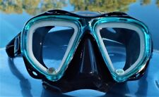 WILCOMP Scuba Diving Mask with Optical Corrective Lenses WIL-DM-54 (+2.0)