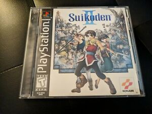Suikoden II (Sony PlayStation 1, 1999)