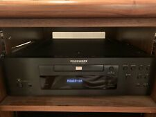 Marantz BD8002 Blu-ray DVD disc player  Black Very Rare
