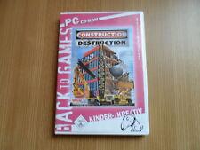 (PC) - CONSTRUCTION DESTRUCTION