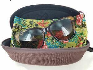 Maui Jim Moonbow Polarized MJ726-62 Marsala Tokyo Tortoise HCL Bronze Sunglasses