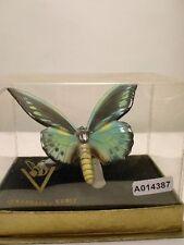 +# A014387 Goebel Archiv Muster Schaubach Schmetterling Butterfly Plombe OVP
