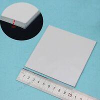 100mm x 100mm 3mm Thickness GPU VGA CPU Cool Thermal Conductive Silicone Pad