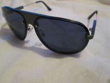 8842dff9525f Hogan dark grey frame pilot style sunglasses. HO92.