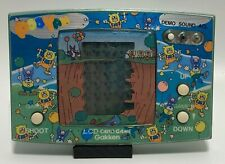 Vintage 1982 POOYAN Super Rare Gakken LCD Electronic Handheld Game TESTED Works!