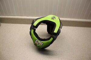 Leatt GPX Moto Neckbrace Neck Protection Green Adult Size Medium