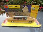 Vintage 1960s Boxed Corgi Toys Lincoln Continental Limousine.