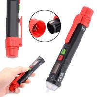 12-1000V Dual Sensitivity Electrical Tester Pen Non-Contact AC Voltage Detector