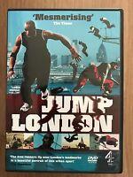 Jump London DVD Parkour Free Running Documentary Film Movie