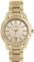 Rotary GB02794/03 Gents Gold PVD Stainless Steel Bracelet Watch