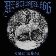 Destroyer 666 - Unchain the Wolves LP - Black Vinyl - Black Metal New copy