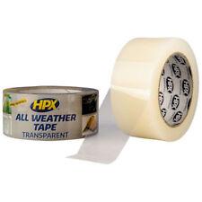 HPX at4825 Cinta adhesiva transparente 48mm x 25m Reparación Ventana