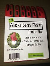 Linden Sweden Plastic Comb Berry Picker Junior Size, Free Shipping New
