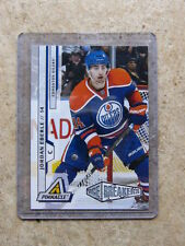 10-11 Panini Pinnacle Ice Breakers RC JORDAN EBERLE
