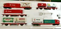 Marklin HO Freight  Train Set 34090  Cargo Sprinter in original box