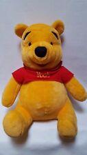 "Mattel Disney Winnie The Pooh Bear Plush Seated 20""  Item #321"