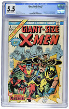 Great Lot of (2) Marvel Comics: Giant Size X-Men #1 (1975) CGC 5.5 - + XMEN #94