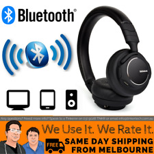 Wireless Bluetooth Headphones Headset Mic Foldable earphones for iPhone Samsung
