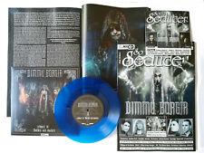 "DIMMU BORGIR 7"" - VINYL SINGLE BLUE (199 ex.) + Sonic Seducer 05-2018"