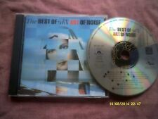BEST OF THE ART OF NOISE CD W. GERMAN PDO Issue