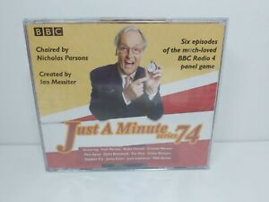 Just a Minute Series 74 BBC Audio New Sealed 2016