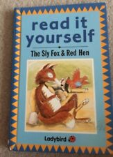 Vintage Ladybird Book - Read It Yourself Series 777 The Sly Fox And The Red Hem