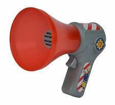 Simba 109258699 Feuerwehrmann Sam Megaphon Megafon NEU OVP