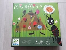 Jeu de société MIXAMINO DJECO  5-8 ans très bon état!
